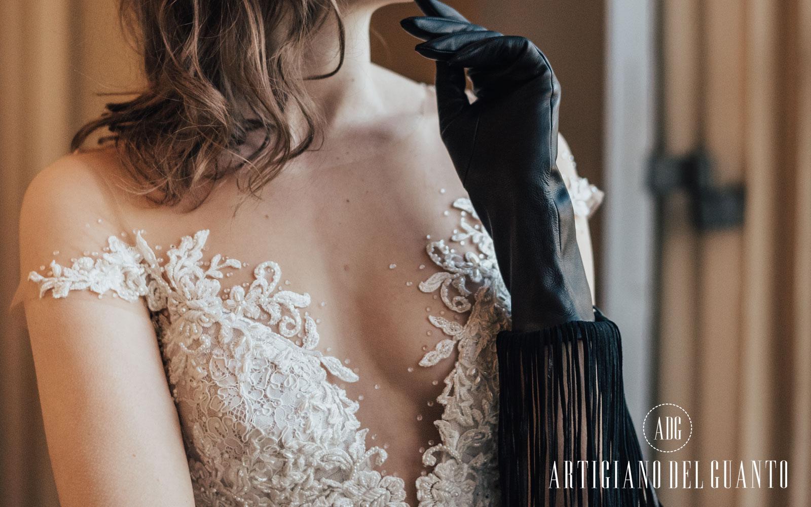 Collezione femminile guanti artigianali Artigiano Del Guanto