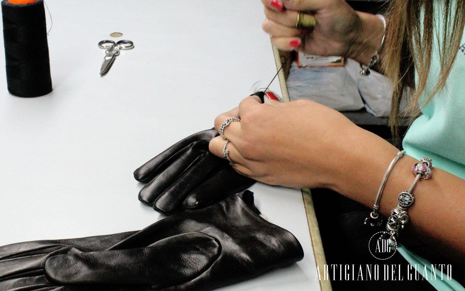 Collezione maschile guanti artigianali Artigiano Del Guanto
